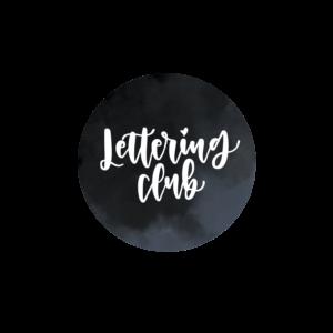 lettering club_one kind letterer